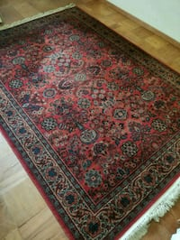 "Oriental rug beautiful colors 5'6""x7'10"" Alexandria, 22304"