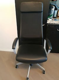 MARKUS Swivel chair, Glose black Robust black Toronto, M4Y 1T1