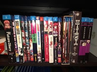 Anime DVD collection  Fort George G Meade, 20755