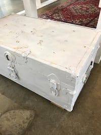 Vintage white trunk  Costa Mesa, 92626