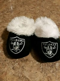 Infant Raiders Slippers
