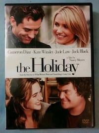 The Holiday dvd Glen Burnie
