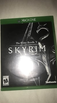 Skyrim xbox one  Westminster, 80020