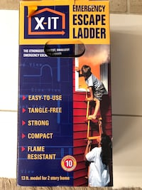Emergency Escape Ladder- never opened  Vienna, 22180