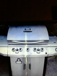 Combo all-in-one smoker and Grill Tampa