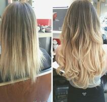 Professional traveling hair extensions SERVICES