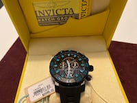 Invicta 15252 Seabase Chronograph Limited Edition 051/199 diver watch