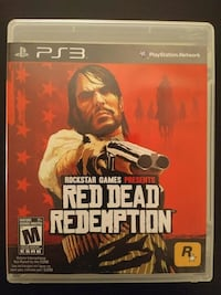 Red Dead Redemption for PS3  Vaughan, L4L