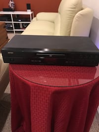 DVD player for sale. No, remote or audio/video cables but works fine. Great for the kids room or playroom.  Woodbridge, 22193