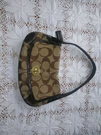 Brn coach flap very good condition Rancho Cordova, 95670