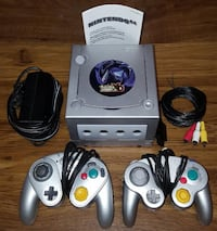 Nintendo 64 Platinum GameCube with controllers Franklin Township
