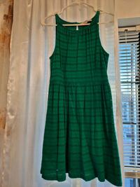 Ann Taylor Loft Green dress Queens, 11365