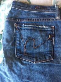 Citizens of Humanity Denim Jeans  Franklin Square, 11010
