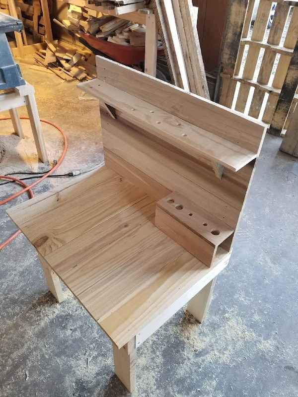 Magnificent Child Work Bench Pabps2019 Chair Design Images Pabps2019Com