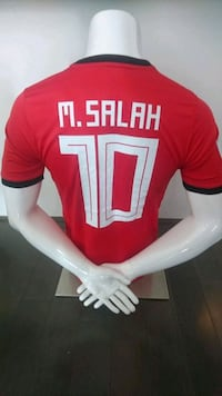 M. SALAH #10 EGYPT JERSEY   BRAND NEW WITH TAGS Mississauga, L5B 4M7