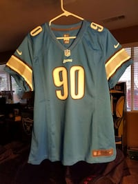 Women's Chargers NFL Players Nike XXL Suh Beaumont, 92223