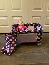I'coo toy bassinet Laval