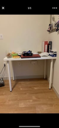 "everything must go moving sale  height 29"" width 39"" depth 24""  includes desk only Portland, 97214"