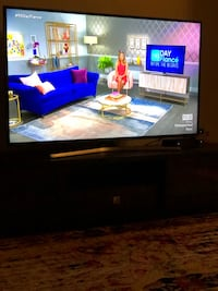 "Samsung 55"" smart TV with remote. Bought 4 months ago.  Los Angeles, 90015"