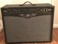 black and gray Peavey guitar amplifier Reston, 20190