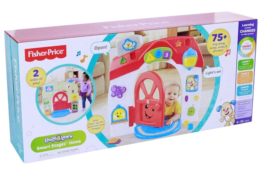 Fisher Price Learn and Grow home  7dfebb5c-e30e-42f6-a02d-a8118d620798