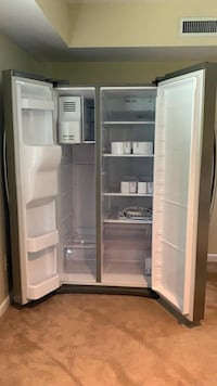"""Samsung 26"""", side-side door, 1 year old, negotiable. Stamford, 06905"""