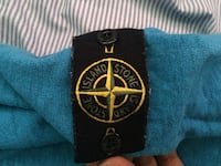 Stone island blue crew neck size Medium  Mississauga, L5N 7T8