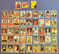 Set of 48 Topps 1974 hockey cards Mount Airy