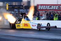 4x6 Color Photo RICHIE CRAMPTON Kalitta DHL Top Fuel Dragster Wild Horse Pass Smyrna