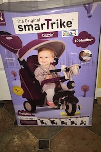 The Original SmarTrike 5in 1 Trike. Still in original box  Woodbridge, 22193