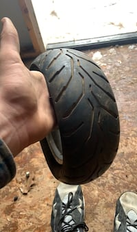 Rear tire great condition