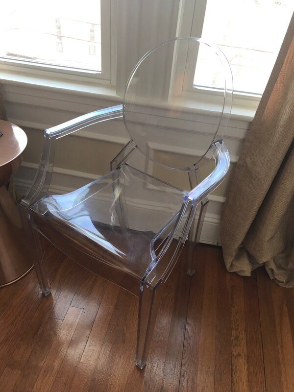 Used 2 Acrylic Arm Chairs For Sale In Boston Letgo