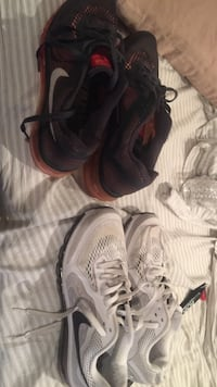 Nike air max runners both for 55 Henderson, 89012
