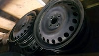 Scion rims 4x100 / 16 inch Surrey, V3X 2N4