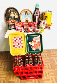 Large Set of Coca Cola Collectibles! Check the prices below Perfect! Milton, L9T 4H8