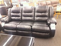 Sofa with recliners Bloomington, 55420