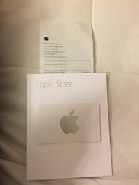 Apple store $350 gift card for $320 Mc Lean, 22102