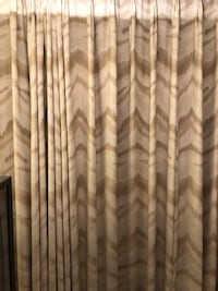 Regular sized window curtains Surrey, V3T 5A4