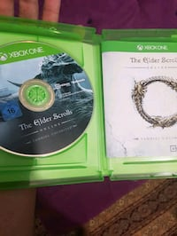 Xbox one The Elder Scolls oyunu