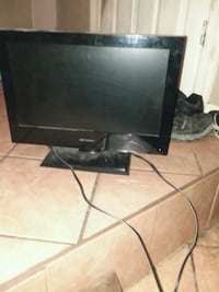 10inch tv with DVD player and movie. 50$ Chicago, 60623