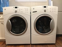 2016 GE washer and dryer combo Toronto, M9N 3P3