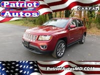 Jeep Compass 2017 BAD CREDIT? DON'T SWEAT IT! Baltimore