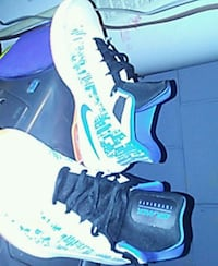 size 5 boys. Nike air max. infuriate  Indianapolis, 46203