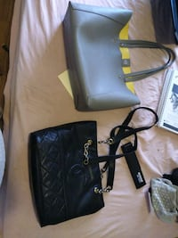 Mcm and channel purse.