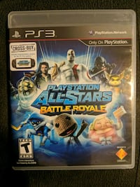 Playstation All Stars Battle Royale Tampa, 33607