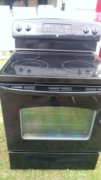 black and gray induction range oven Tacoma, 98405