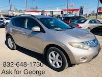 Nissan - Murano - 2009 Houston, 77074