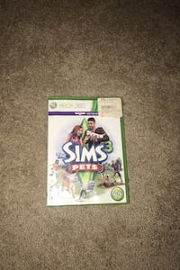 Sims 3 pets for XBOX 360