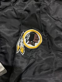 Pro line NFL redskins nylon jacket with fur Lanham, 20706