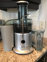 Breville juice fountain plus Laval, H7T 0E7